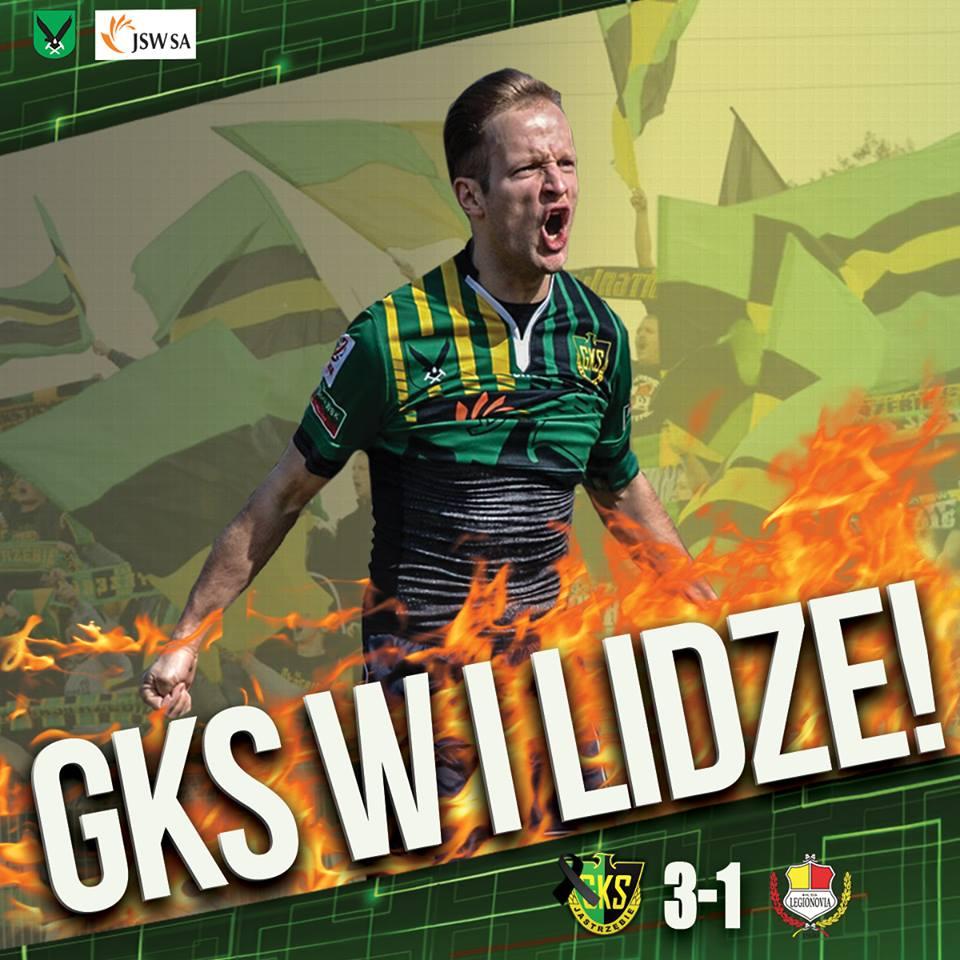 Serdecznie gratuluję! GKS w I lidze!