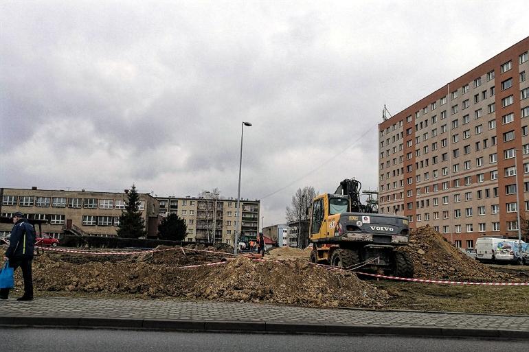 Budujemy parkingi